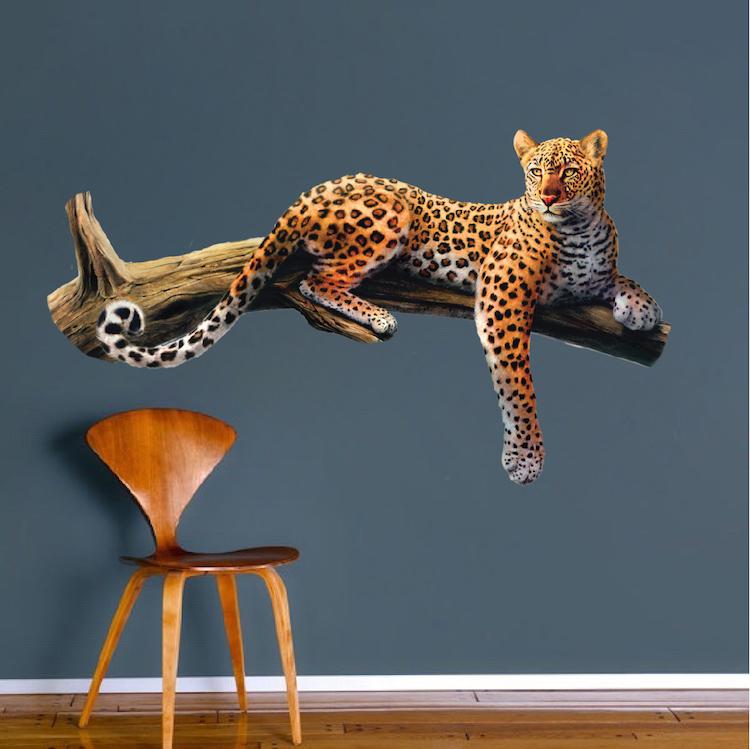 Animal Wall Murals Best Free Home Design Idea Inspiration