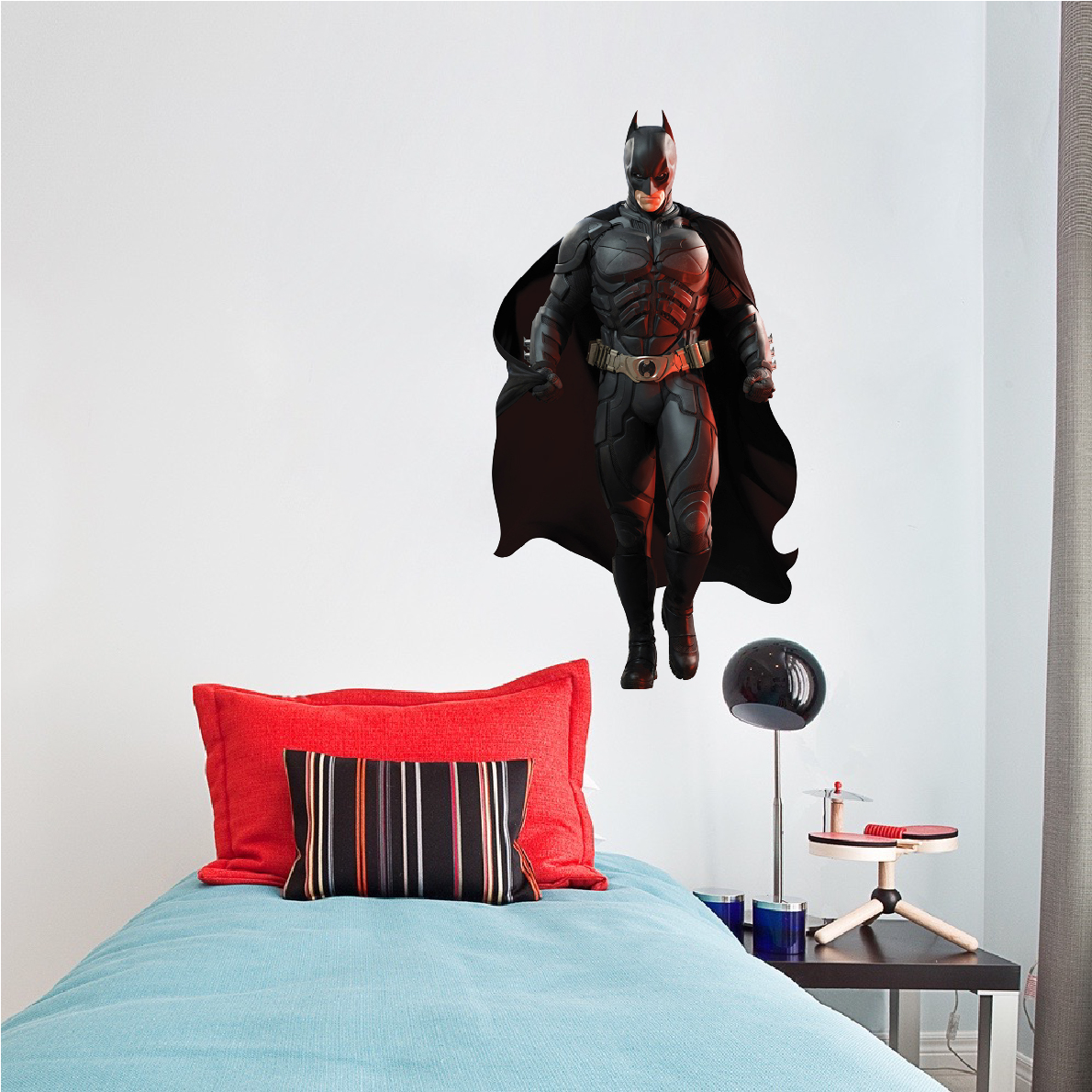 Batman Wall Decal Superhero Wall Design The Dark