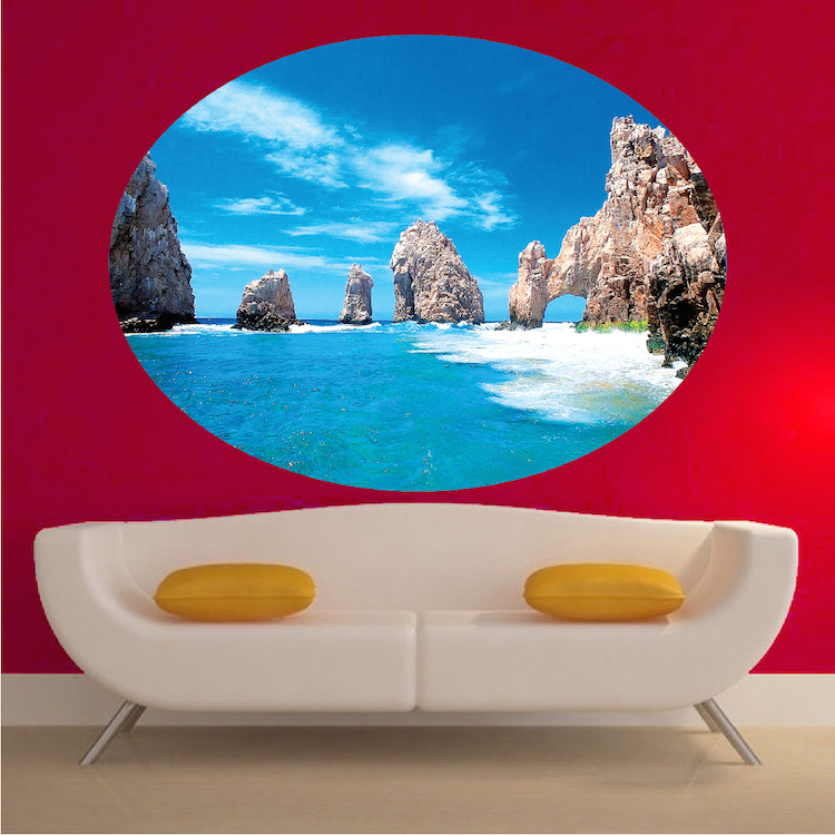 Ocean View Wall Decal View Wall Decal Murals Primedecals