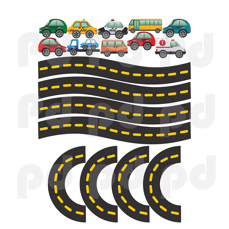 Race Car Decal Sports Wall Decal Murals Race Track Wall - Wall decals cars