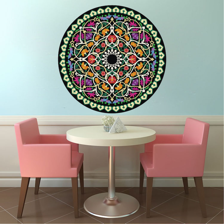 decorative wall mural decal pattern wall decal murals