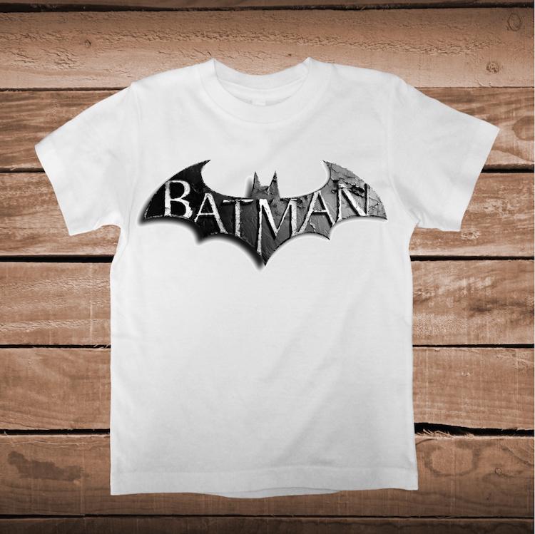 Batman Arkham T Shirts Batman Custom Tees Batman