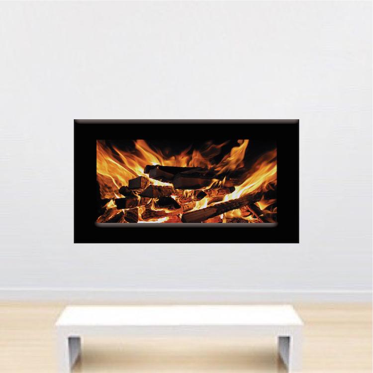 fireplace wallpaper decal fireplace wall sticker living fireplace wall stickers fireplace surround wall sticker