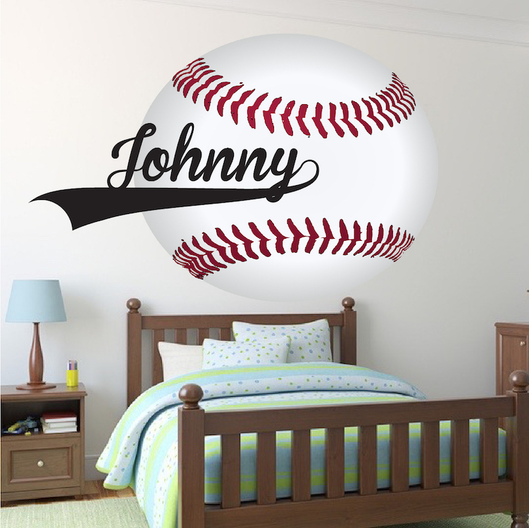 Baseball Decorations For Baby Room