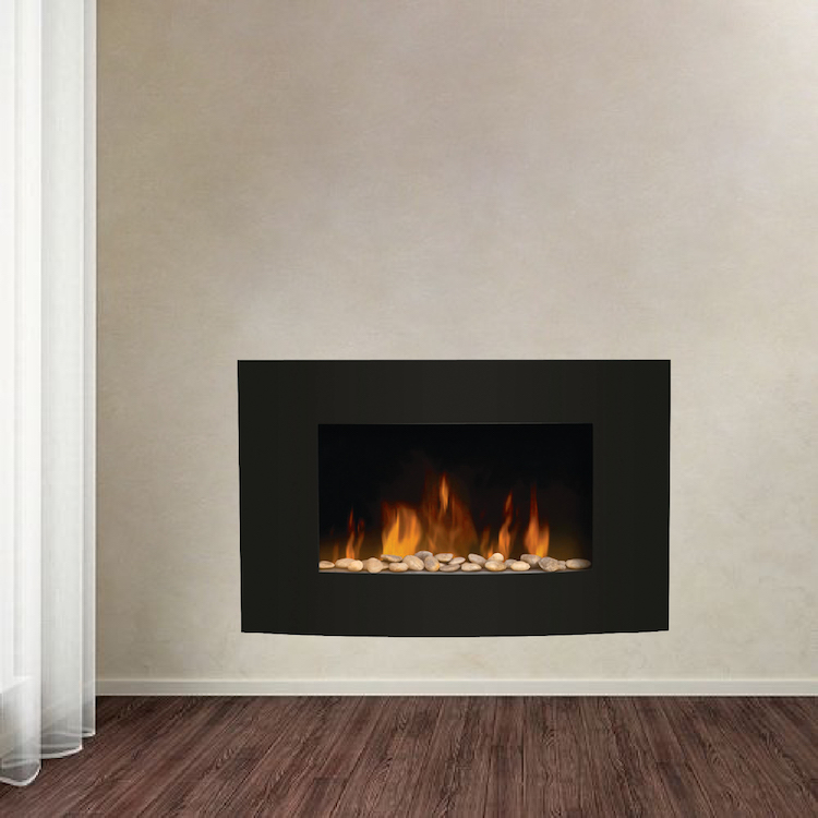Elegant Fireplace Wall Decals Part 3