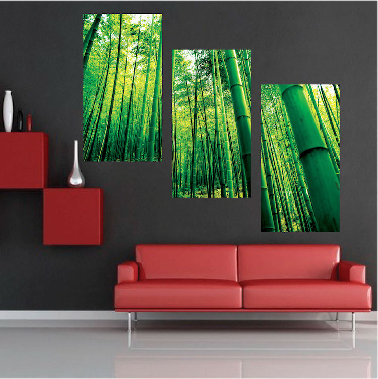 bamboo mural decal view wall decal murals primedecals bamboo mural decal view wall decal murals primedecals