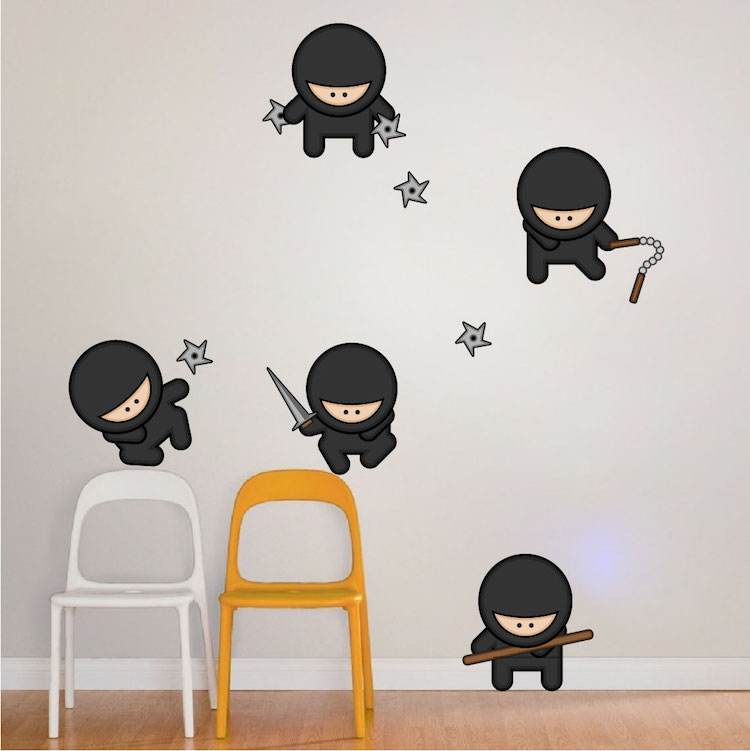wall stickers finja sticker