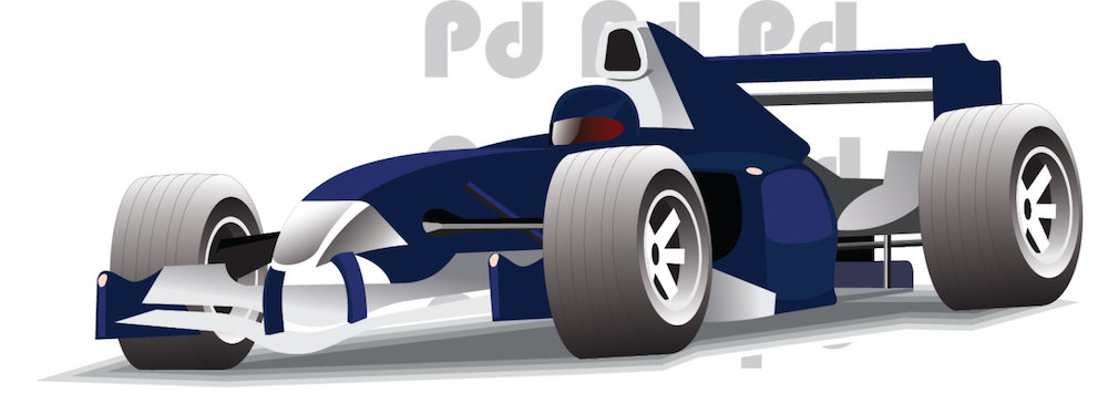 Race Car Decal Sports Wall Decal Murals Primedecals