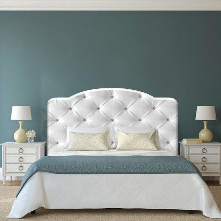 Home > Shop Wall Decals > Modern > Cushion Headboard Wall Mural Decal