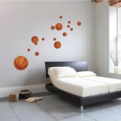 Basketball Wall Decal Murals