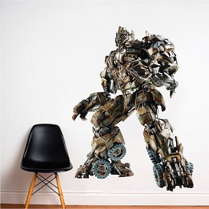 Megatron Transformers Wall Graphic Decal