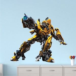 Bumblebee Transformers Wall Graphic Decal