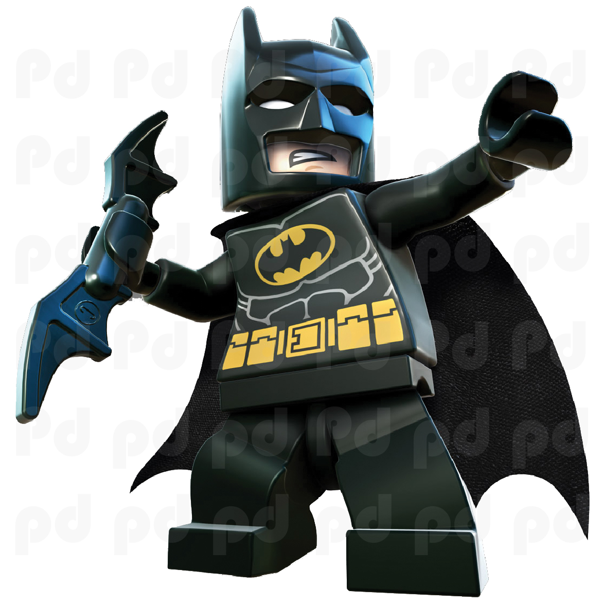 Lego Batman Wall Decal - Superhero Wall Design - The Dark ...