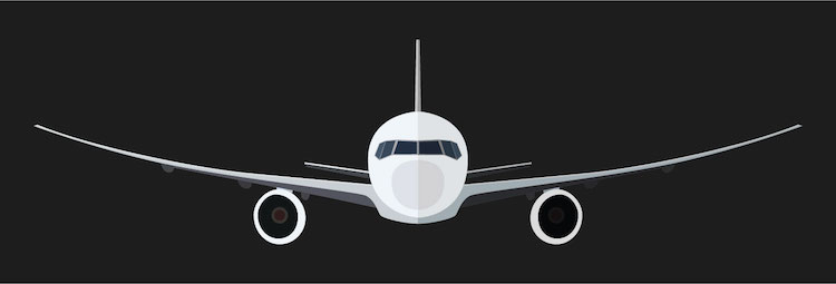 Airplane Wall Mural Decal Wall Decals Primedecals