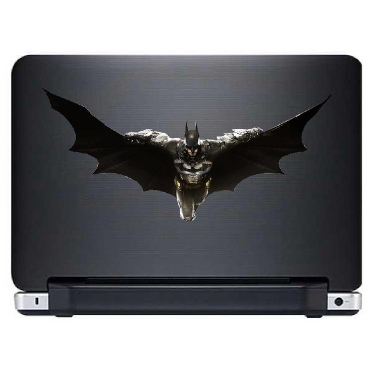 Flying Batman Wall Decal - Superhero Wall Design - Primedecals