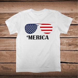 Merica Custom Shirts and Onesies