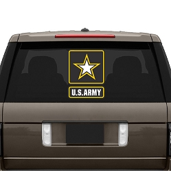 U.S. Army Wall Mural Decal