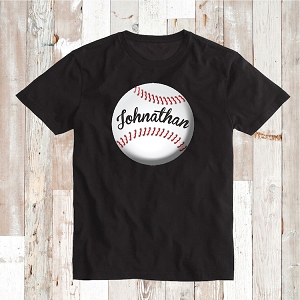 Baseball Custom Shirt