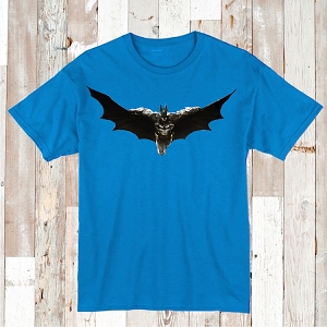 Batman Flying Shirt