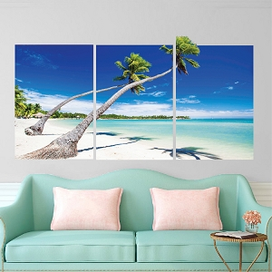 Beach Wallpaper Self Adhesive Vinyl Decal Mural
