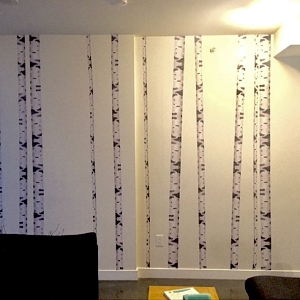 Birch Tree Wall Decals