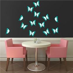 Butterfly Wall Designs