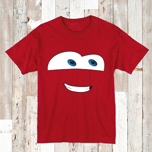 Cool Boys Custom T-Shirt With Eyes
