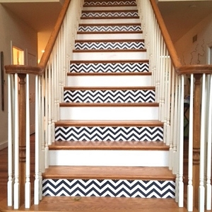 Chevron Self Adhesive Wallpaper