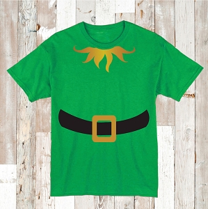 Elf Full Body Tee Tees Shirt