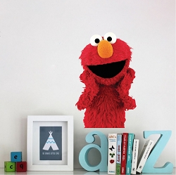 Elmo Wall Decal