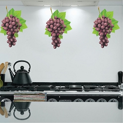 Grape Wall Mural Decal