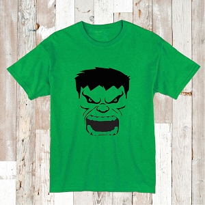 Cool Screaming Face On Tees