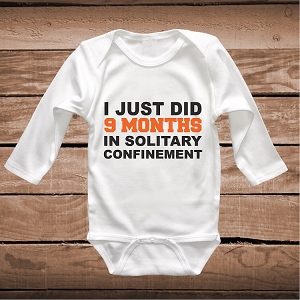 Funny Jail Onesies or Tees for Kids