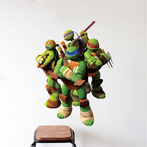 Ninja Turtle Wall Decal Murals
