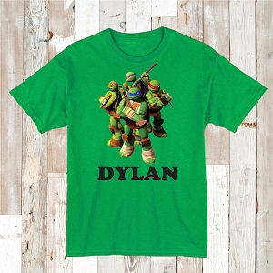 Ninja Turtles Tees and Onesies