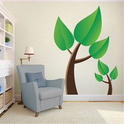 Nursery Tree Wall Mural Decal