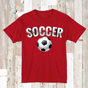 Custom Soccer Shirt