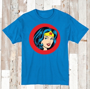 Wonder Woman Tees and Onesies