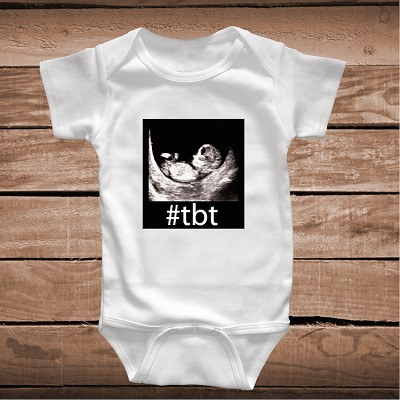 TBT Baby Clothes Infant Outfit or Tees