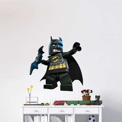 Lego Batman Wall Decal