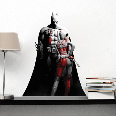 Cool Batman Bedroom Wall Sticker