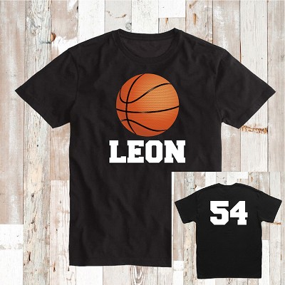 Basketball Custom Shirt With Name and Number