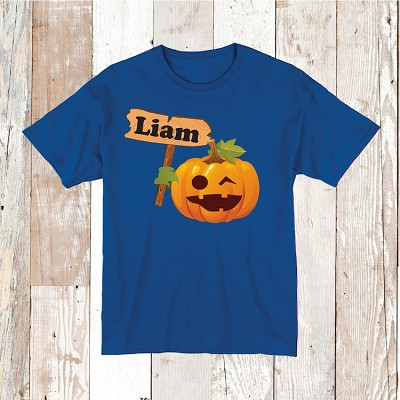 Thanksgiving or Halloween Tees Onesies for Kids