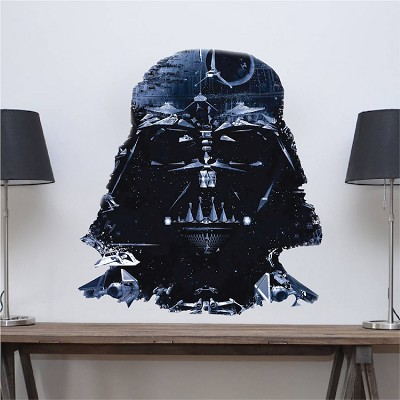 Dark Side Wall Mural Decal