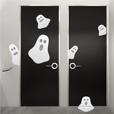 Halloween Ghosts Wall Mural Decals
