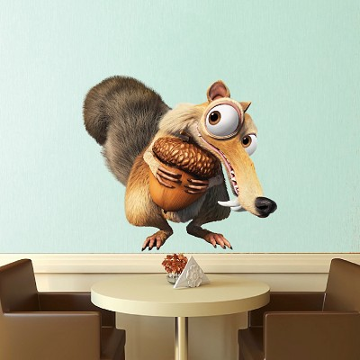 Ice Age Wall Decal