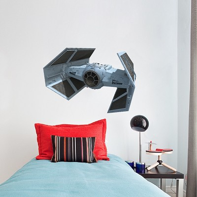 Dark Ship Fighter Wall Decal