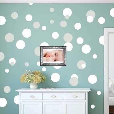 Dots Wall Mural Decal