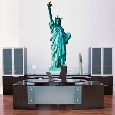 Statue of Liberty Wall Mural Decal