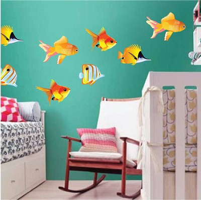 Fish Wall Mural Decals